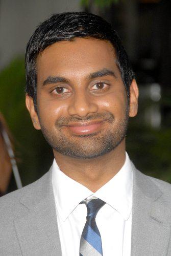 Aziz debunks stereotypes. Go Aziz!