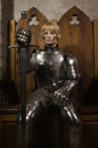 J.K Rowling is a Knight?  Well, not exactly.