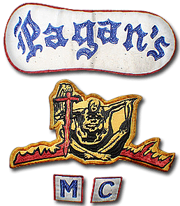 Pagans MC: famous motorcycle club