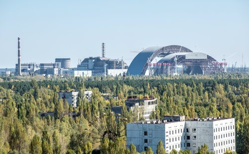 Pripyat, Ukraine, Chernobyl's aftermath