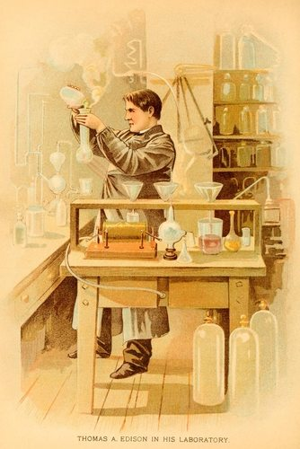 the many misconceptions about thomas edison facts or frauds Ernest freeberg shows the light bulb reflected the work of many  thomas  edison is revered as a great american inventor, and his incandescent bulb is  considered one of the most important inventions of the modern world.