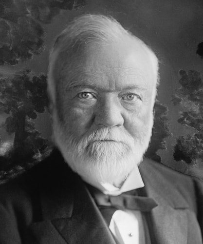 Andrew Carnegie a rag to riches underdog