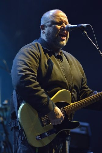 Black Francis. Not his real name
