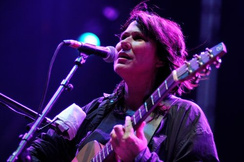 Kim Deal of the Pixies