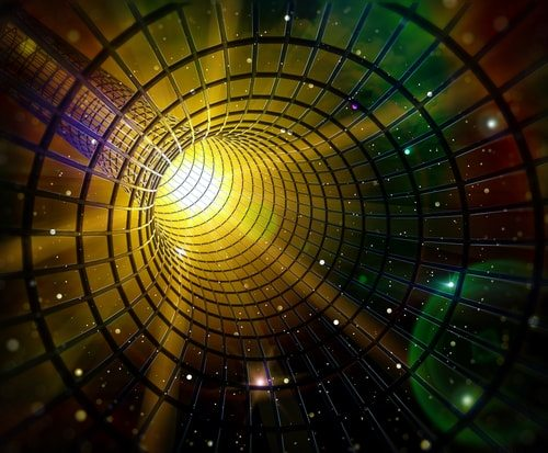 Wormholes might be our best bet to faster than light travel