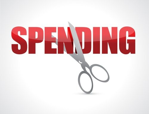 If you haven't cut your spending, start right now