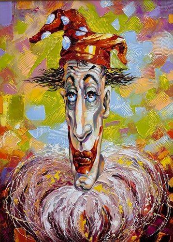 John Wayne Gacy painted creepy portraits - ListLand com