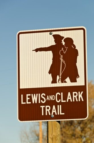 Lewis and Clark got their expedition thanks to the Louisiana Purchase