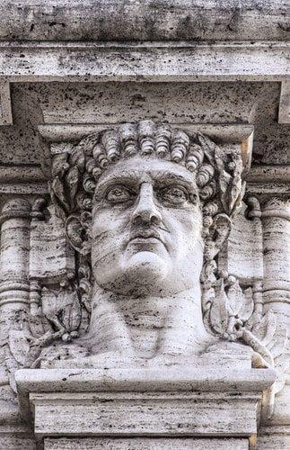 Nero of Rome.