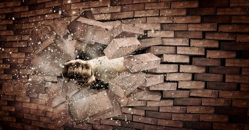 The Flash Can Punch at the Speed of light. Bricks don't stand a chance