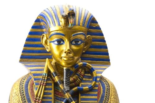 King Tut. Not a curser.