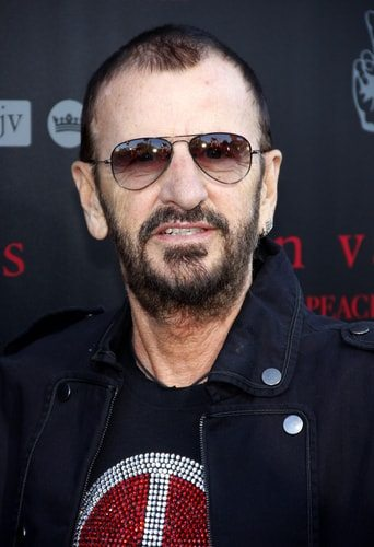 Ringo Starr aka Mr. Starkey