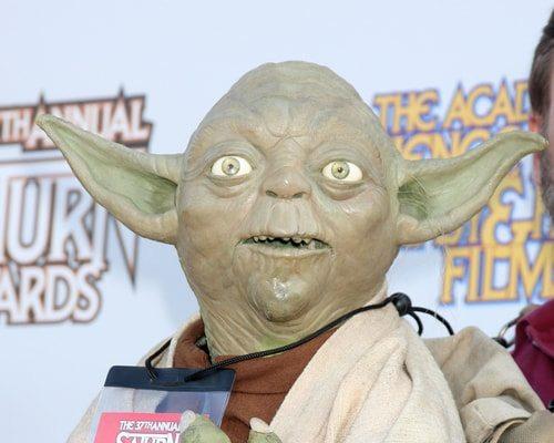 Yoda was modeled on Albert Einstein