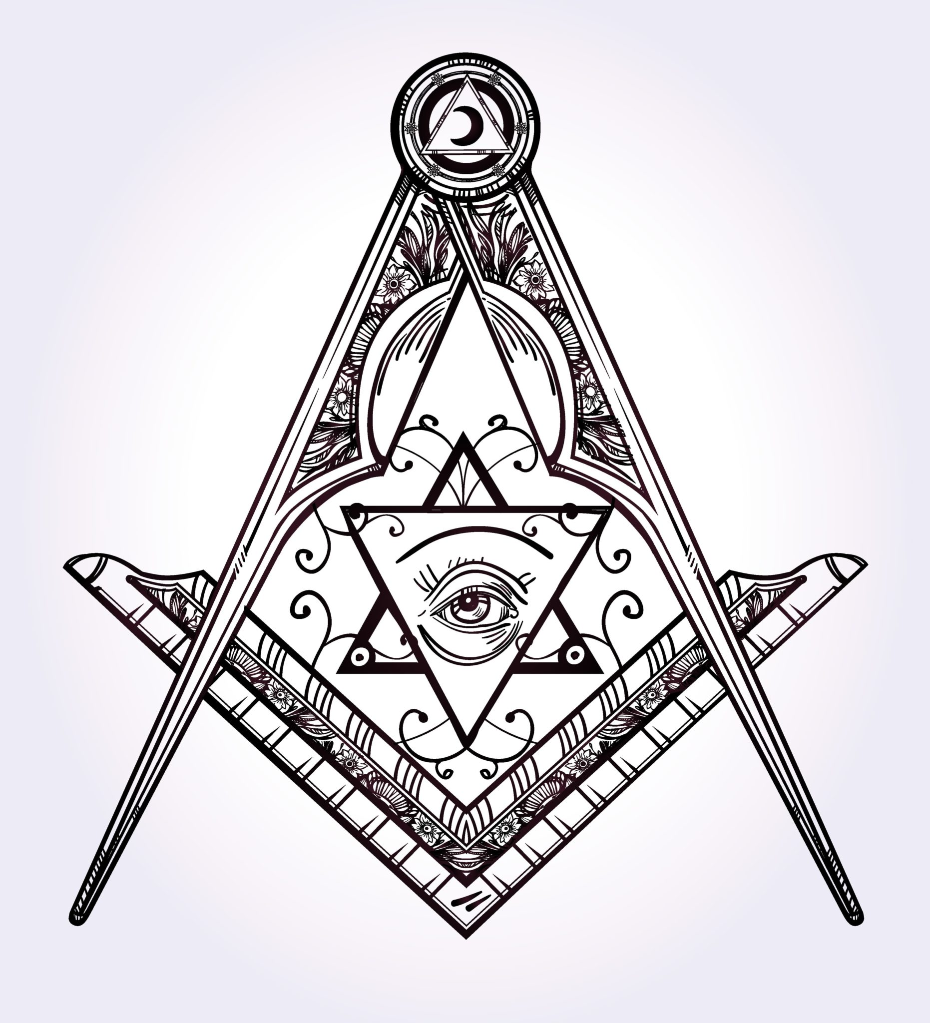 The Freemasons. Not Illuminati