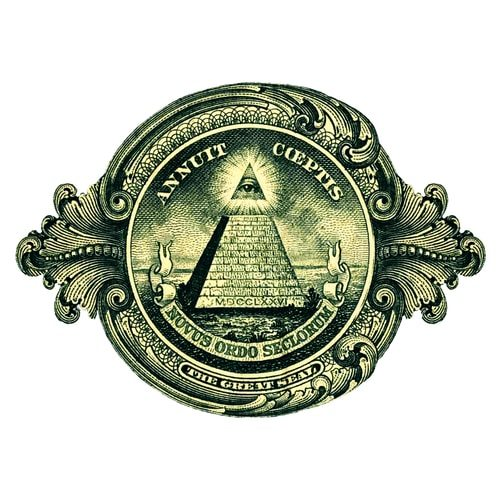 The Illuminati love their crazy symbols. And if you like money, so do you!