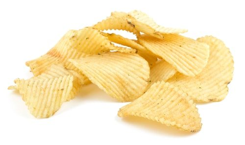 You can't eat just one Accidental Invention especially when they're salty delicious potato chips