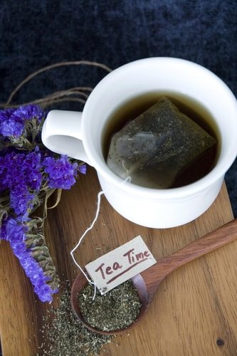 Boost testosterone naturally by drinking ginseng tea. Tea time is manly time.
