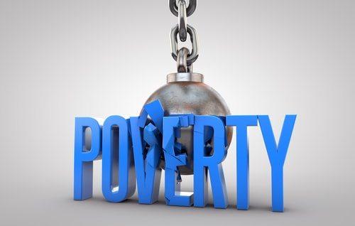Boycotting can help crush poverty.