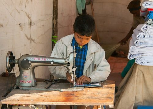 Boycotting will shine a light on child labor