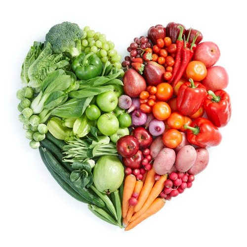 If you're trying to naturally lower your blood pressure, you must eat your fruits and veggies.