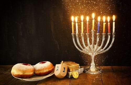 9 Crazy Facts for the 9 Candles of Hanukkah