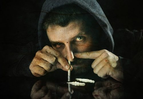 Cocaine might put a hole in your nose. But it might be fine. Go for it.