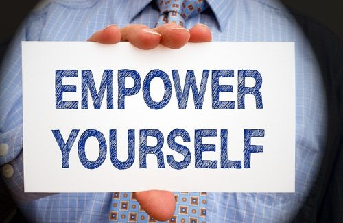 Empower not just the next generation but yourself too!