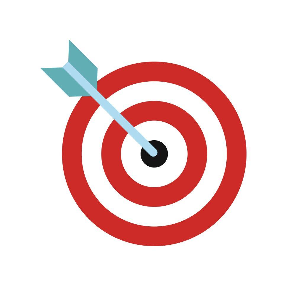 their target