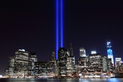 September 11, 2001. Never Forget.