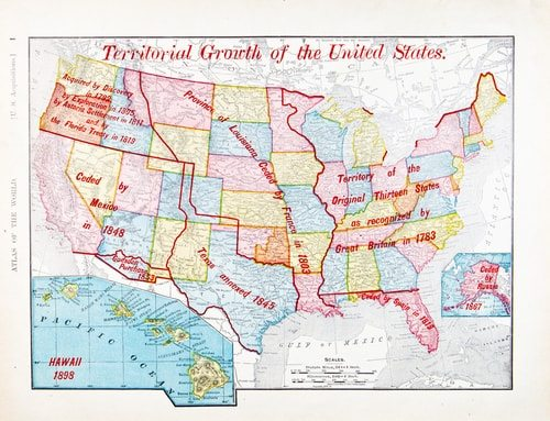The Louisiana Purchase talk about a real estate deal.