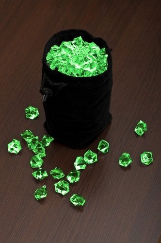 Kryptonite. It's a killer!