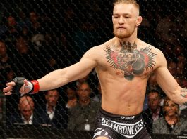 Conor McGregor admits his tattoos are just colorful and nothing else.