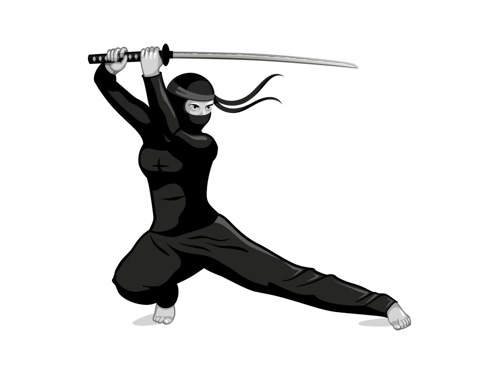 The journey from Burka to Ninja: It's a slippery slope.