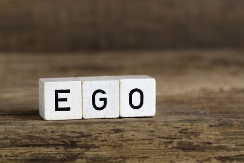Get your ego out of the way.