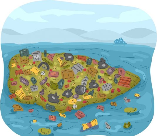 The Great Pacific Garbage Patch is Huge!