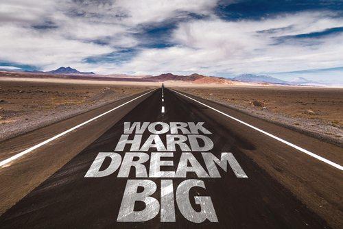 Hard work = future success