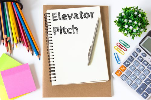 Know how to pitch yourself