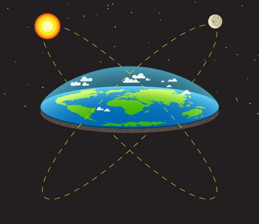 10 Thing You Should Know about the Flat Earth Society