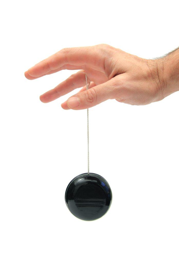 When weight yo-yos down, it usually yo-yos back up