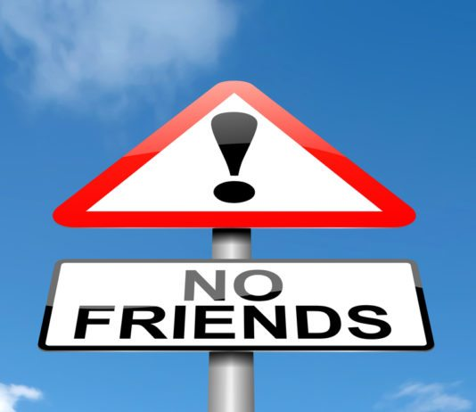 10 Reasons You Don't Have Any Friends