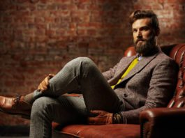 10 Reasons Why You Should Date a Man with a Beard
