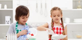 Top 10 Reasons Reasons Kids Should Be Paid to do Chores